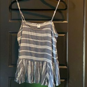 Old Navy stripped tank